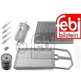Filterpakket golf4/ bora 1.4 16v en 1.6 16v FEBI