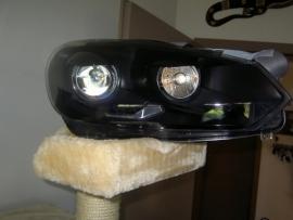 Xenon koplampen nieuw golf 6