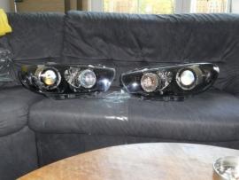 Complete set OEM xenon koplampen scirocco 3