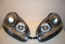Xenon koplampen nieuw golf 5