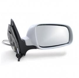 Spiegel Rechts grote uitvoering voor golf 4 en bora handmatig verstelbaar