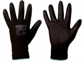 100 paar PU monteurs handschoen fijn