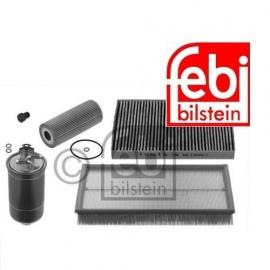 Filterpakket golf4/ bora 1.9 TDI FEBI