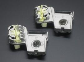 Reparatiegeleideclips metaal golf 4