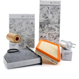 Filterpakket golf 5 en jetta 2,0 TSI GTI origineel 147KW/ 200PK Motorcode BWA