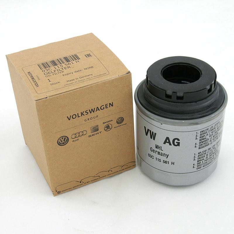 Olie filter golf 6 en jetta 4 1.2 TSI