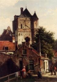 Koekkoek, Straat in Harderwijk