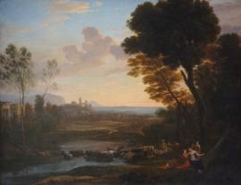 Paysage avec Paris et Oenone