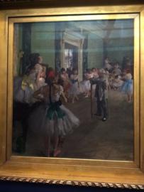 Ballet klas