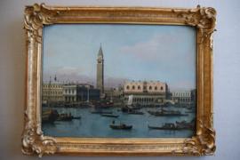 Piazzetta und Riva degli Schiavoni von Venedig