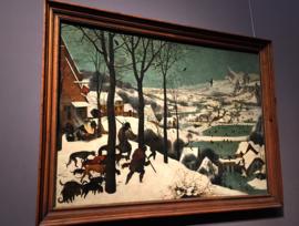 De Jagers in de Sneeuw