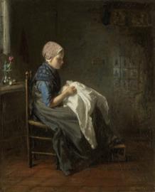 Het naaistertje
