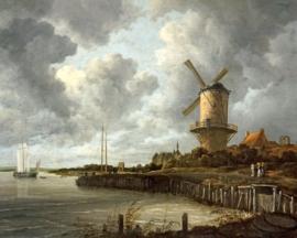 Windmolens bij Wijk bij Duurstede