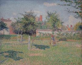 Paysage a Eragny