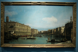 Bernardo Bellotto Venetië
