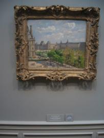 Pissaro schilderij