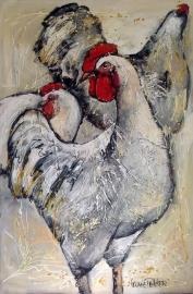 Dekker, Kippen