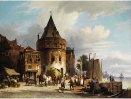 Koekkoek, Schreierstoren Amsterdam