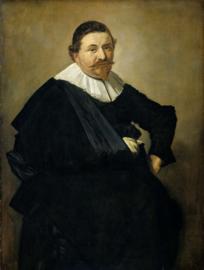 Portret van Lucas de Clerq