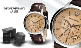 Armani horloge. AR2433
