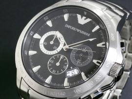 Emporio Armani horloge Chronograaf AR0636 + Garantie!