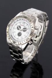 Heren Horloge! XL! + Garantie!