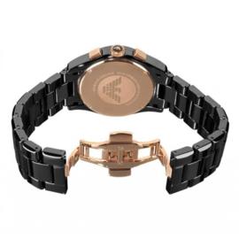 Armani Horloge AR1410. Ceramica.