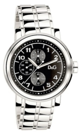 D&G DOLCE & GABBANA horloge. DW0489 AVP: 305€