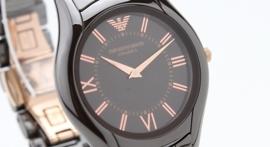 Armani ar1445 dames horloge.