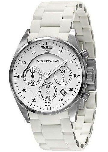 Armani Horloge AR5867 + Garantie, AVP: 359€