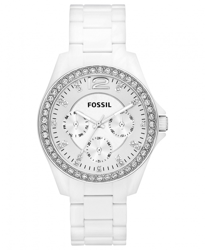 Fossil dames horloge. ES3252 Riley