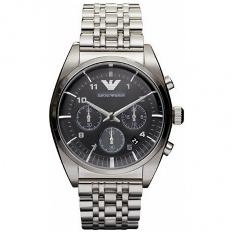 Armani heren horloge. AR0373