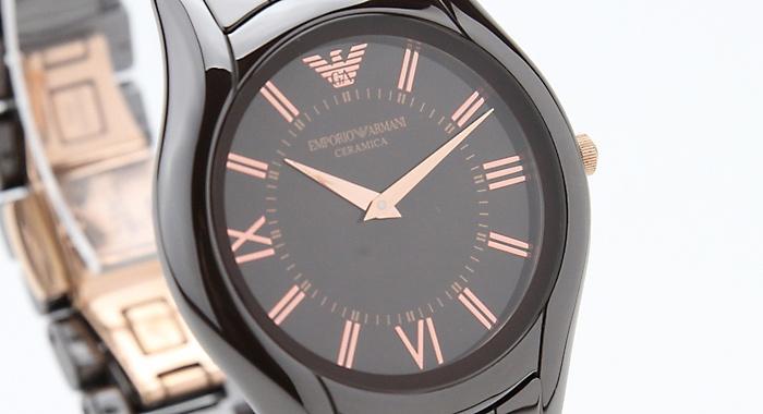 Armani ar1445 dames horloge