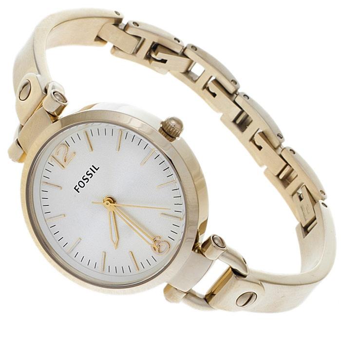 fossil dames horloge
