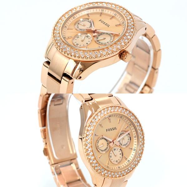 fossil es3003 stella horloge
