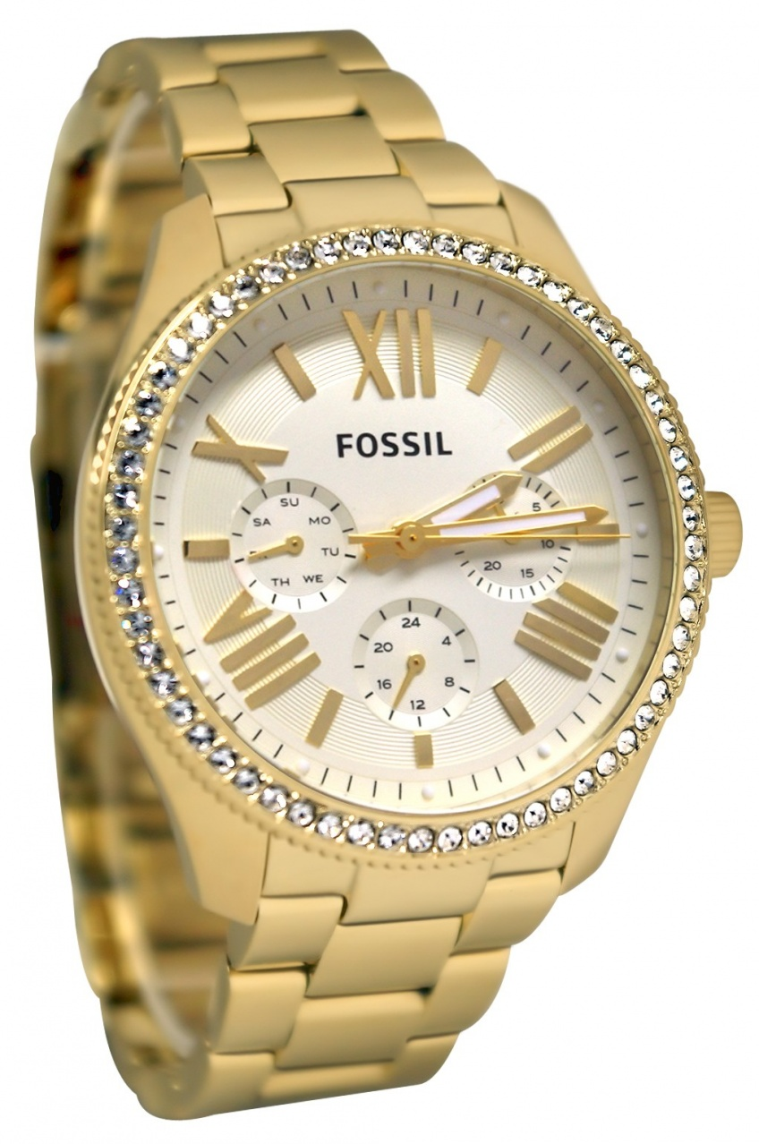 fossil horloge am4482