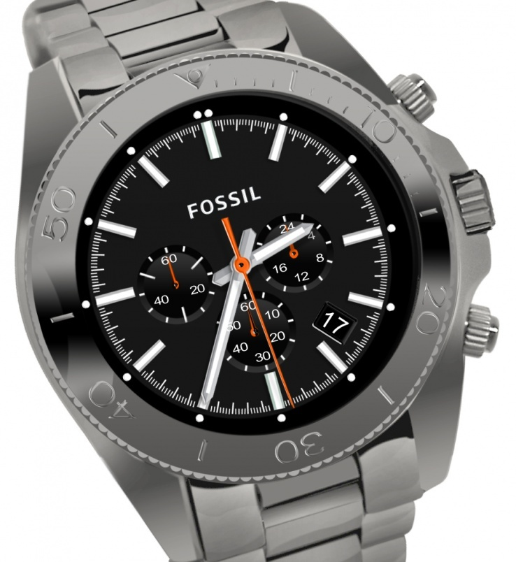 fossil traveler ch2864