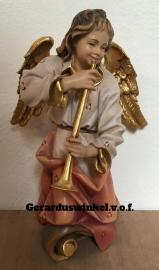 Engel met Trompetfluit.
