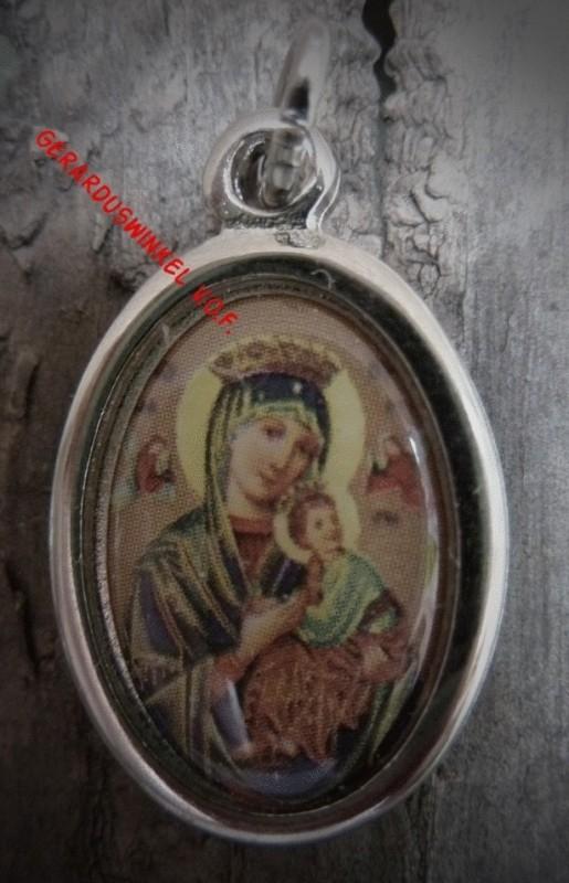 O.l.V. van Maria altijddurende Bijstand M/3010/PS  15mm
