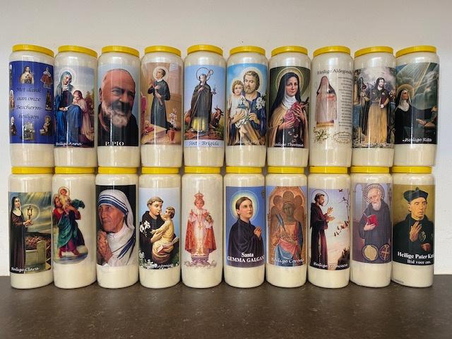 Diverse Heiligen afbeeldingen