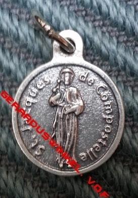 St. Jacobus de Compostelle