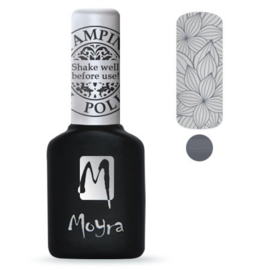 Moyra Stamping Gel Polish Grey sgp 02