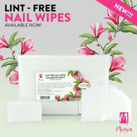 Moyra Lint Free Nail Wipes