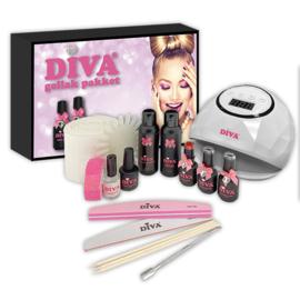 Starterspakket Gellak Diva Exclusive