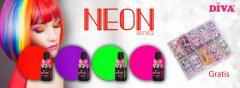 Diva Gellak Neon Serie 2 met gratis Diva Foil Box 26