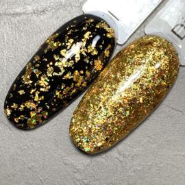 Hologram Golden Flakes Special