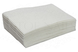 Table towels wit 50 stuks
