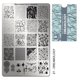 Moyra Stamping Plaat 27 Dreamology