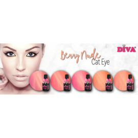 DIVA Cat Eye Berry Nude