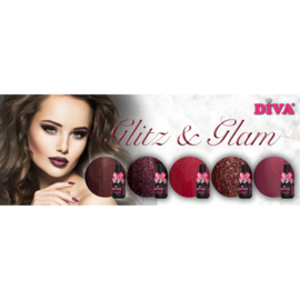 Diva Gellak Glitz & Glam Collection